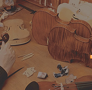 Contemporary Violin Maker