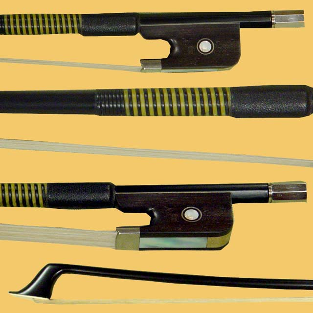 M1 Maestro Carbon Fiber Round 4/4 Cello Bow on sale