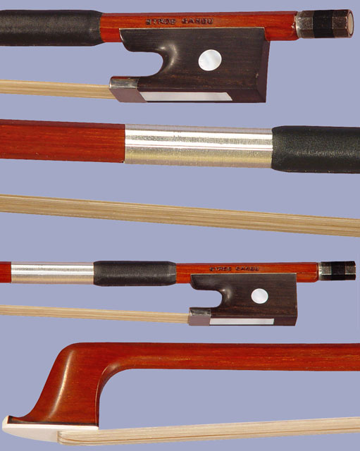 P2 Professional Rosewood Round 4/4 Violin Bow