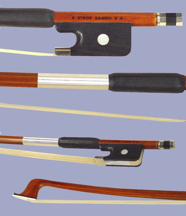 M2 Maestro Pernambuco Octagonal 3/4 Cello Bow on sale