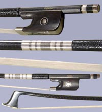 P1 Professional Carbon Fiber Round Cello Bow