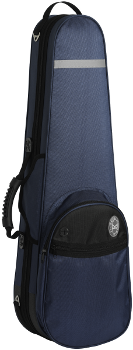 Kaces Duet Series Polyfoam KVF Grey/Dark Blue Case