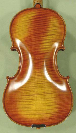Antiqued 4/4 MASTER 'GENOVA 1' One Piece Back Violin on sale