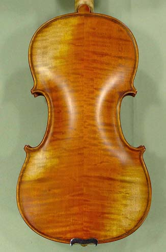 Antiqued 4/4 ADVANCED 'GENOVA 3' Bird's Eye Maple Violin  on sale