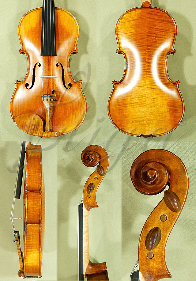 "Antiqued 15"" ADVANCED 'GENOVA 3' Viola"