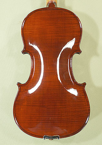 Shiny 4/4 ADVANCED \'GENOVA 3\' One Piece Back Violin on sale