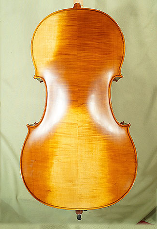 Antiqued 4/4 ADVANCED \'GENOVA 3\' Cello on sale