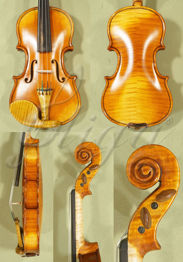 Antiqued 1/32 ADVANCED 'GENOVA 3' Violin