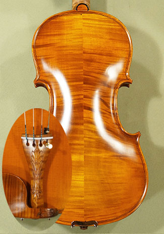 Antiqued 4/4 MASTER \'GENOVA 1\' Violin