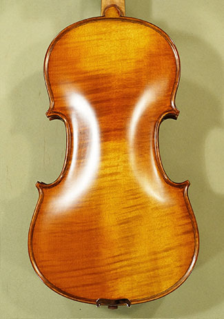 Antiqued 4/4 ADVANCED \'GENOVA 3\' One Piece Back Violin on sale