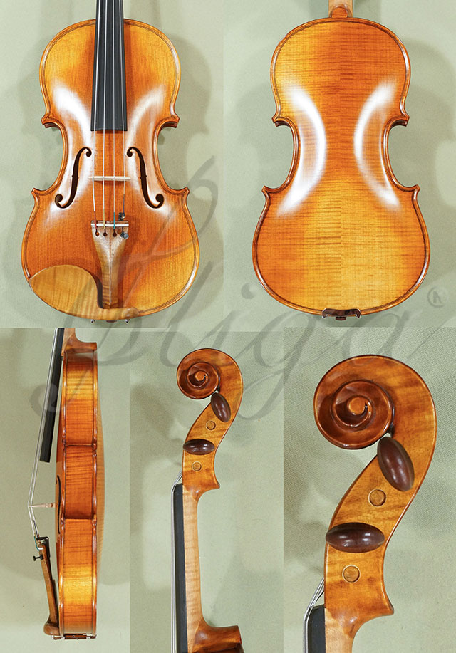 "Antiqued 13"" ADVANCED 'GENOVA 3' Viola"