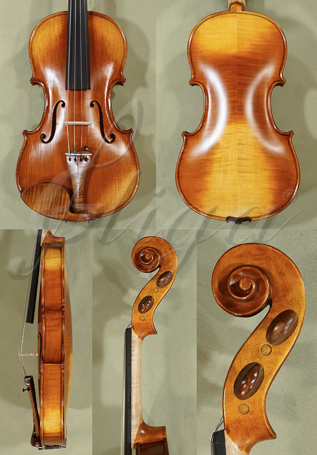 Antiqued 4/4 ADVANCED 'GENOVA 3' Violin