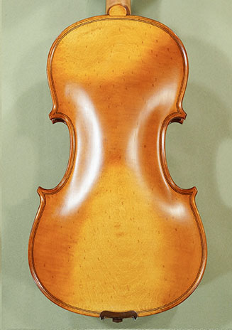 Antiqued 4/4 ADVANCED \'GENOVA 3\' Bird\'s Eye Maple One Piece Back Violin  on sale