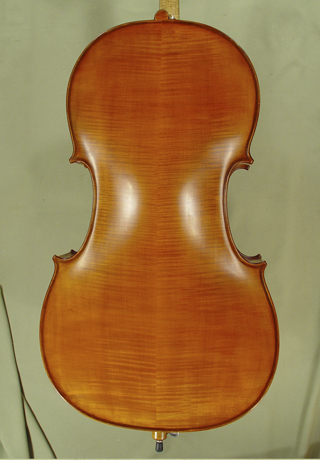 Antiqued 4/4 INTERMEDIATE 'GLORIA 1' Cello on sale