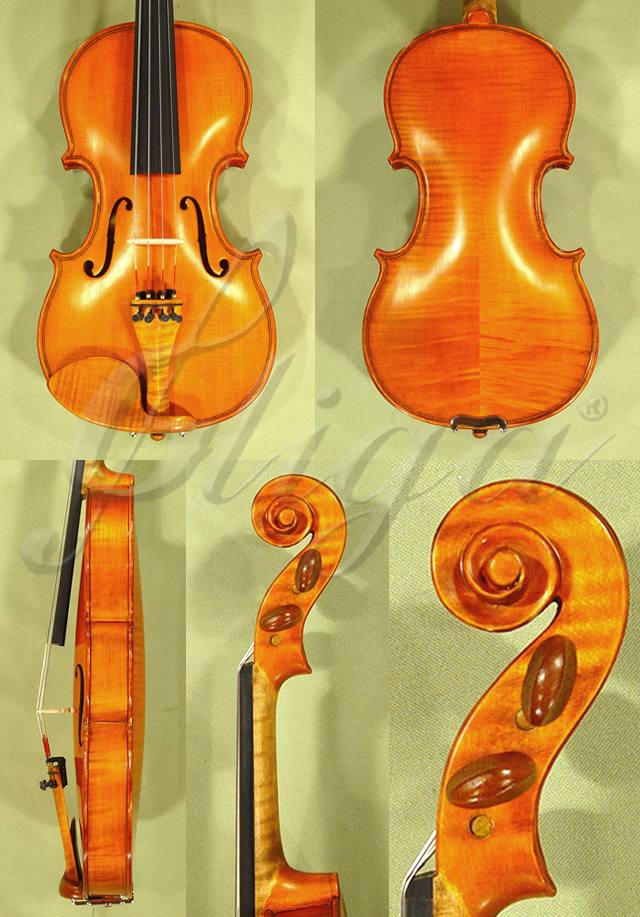 "Antiqued 12"" INTERMEDIATE 'GLORIA 1' Viola"