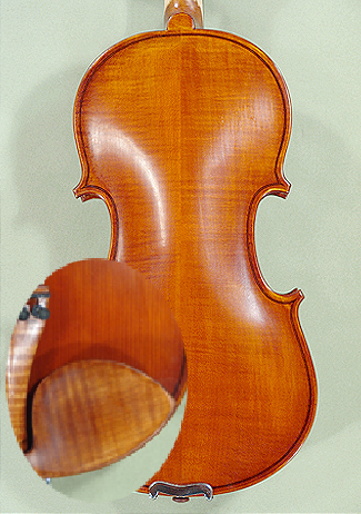 Antiqued 1/2 STUDENT \'GLORIA 2\' Left Handed Violin on sale