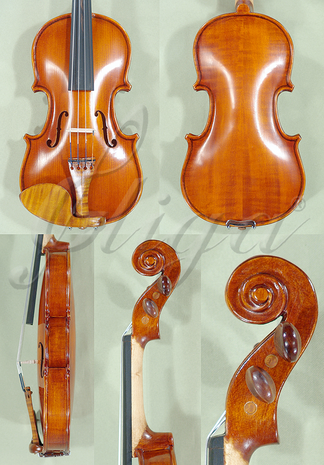 Antiqued 1/10 STUDENT 'GLORIA 2' Violin