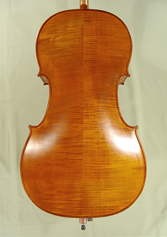 Antiqued 4/4 INTERMEDIATE \'GLORIA 1\' Cello on sale
