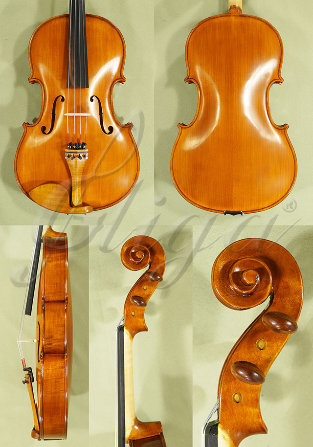 "Antiqued 17.5"" STUDENT 'GLORIA 2' Viola"