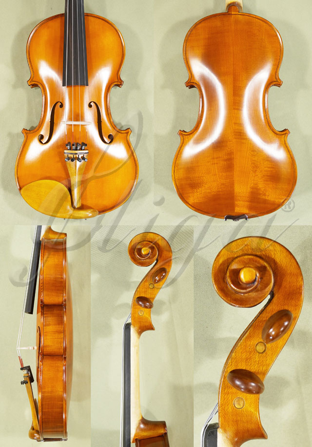 "Antiqued 15.5"" STUDENT 'GLORIA 2' Viola"