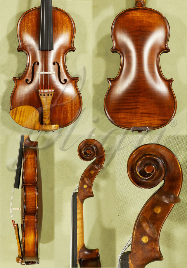 Antiqued 1/10 Student 'GLORIA 1' Violin