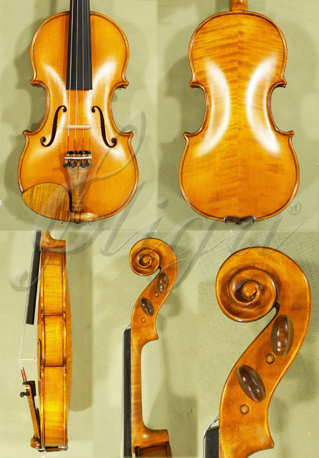 Antiqued 1/4 Student 'GLORIA 1' Violin