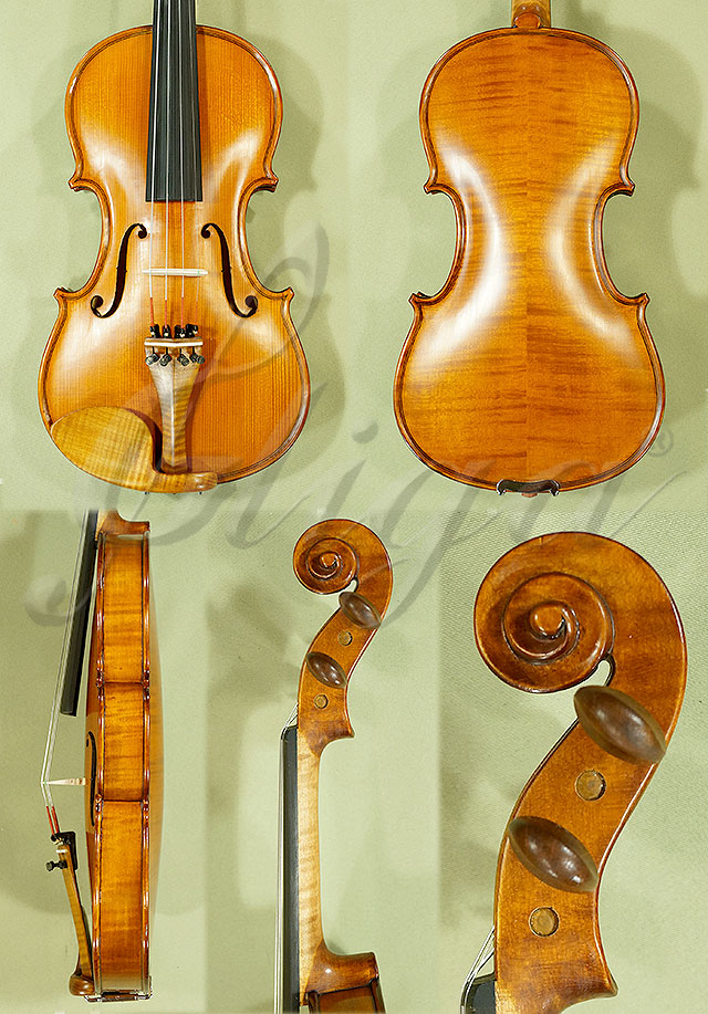 Antiqued 3/4 Student 'GLORIA 1' Violin