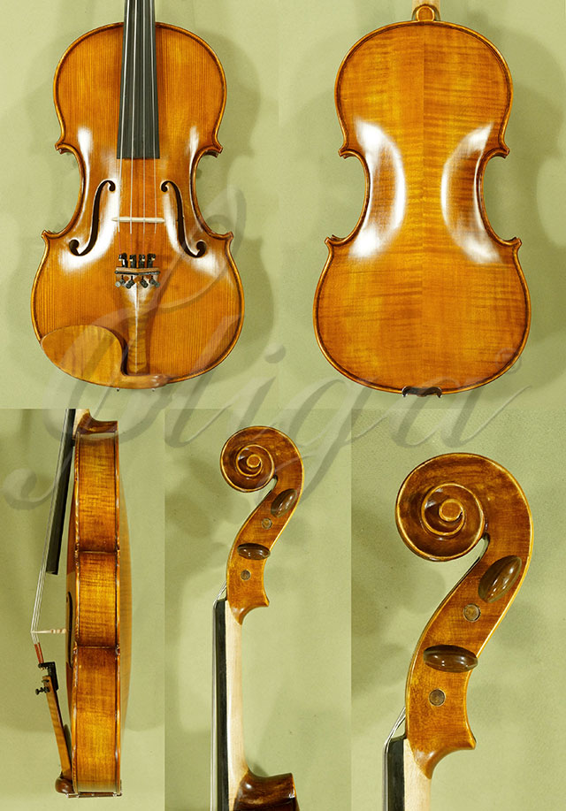 "Antiqued 16"" INTERMEDIATE 'GLORIA 1' Viola"